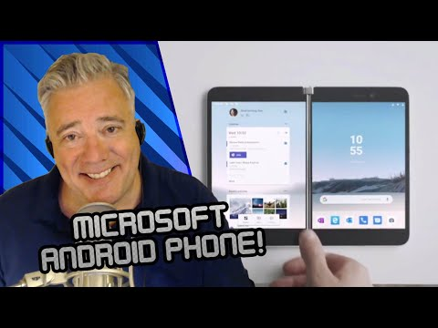 Microsoft Announces Surface Duo & Surface Neo – What The Tech Ep. 454