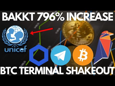Bakkt FINALLY Gets Moving! UNICEF Accepts Crypto, Chainlink & Ravencoin on Binance US | Bitcoin News