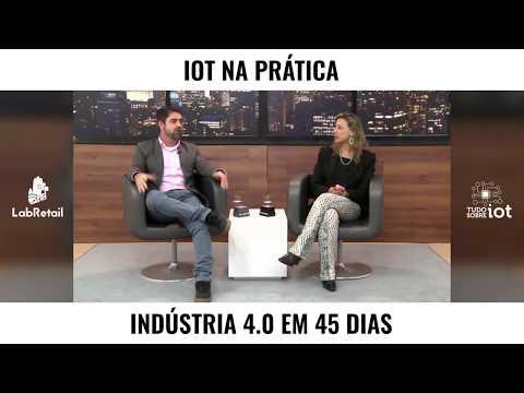 IoT na Industria Automotiva em 45 dias