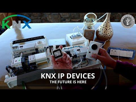 KNX IP Devices – KNX IOT