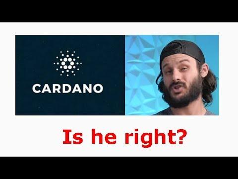 Cardano(ADA) Key Dates and Response to Chico's Cardano Video