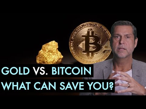 Gold vs. Bitcoin – What Can Save You? (w/ Raoul Pal)