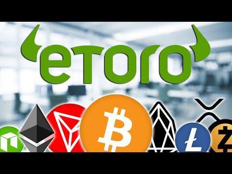 eToro Walk-Through: Buy Cryptocurrency With Confidence