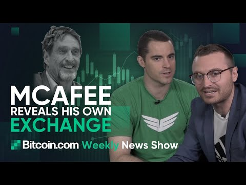McAfee Launches Decentralized EX, Bitcoin Cash Surpassed ETH in a key metric, PayPal Leaves LIBRA