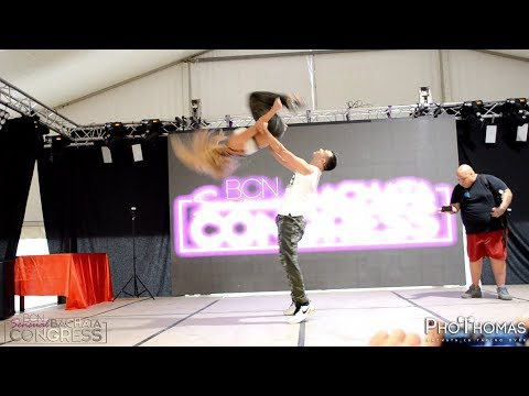Gregory y Jessica [Old Town Road] @ BCN Sensual Bachata Congress 2019