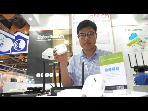 Geniatech IoT TV Box, Zigbee Gateway with OpenWRT, LoRa Gateway, Zigbee Dongle, HDMI Capture