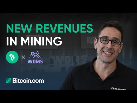 How Can Miners Survive The Halving? New Revenue Streams With Bitcoin  – Stefan Rust Keynote