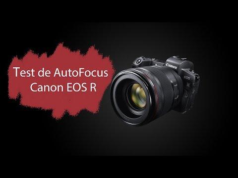 Test de AutoFocus alaturi de EOS R  – Am filmat Fuji X-Pro 3 inainte de lansare