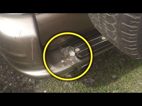 """Mantan Maling Bilang """"Jangan Ambil Koin yang ada di Belakang Mobil"""" dan Ini Bocoran Tips Maling Lain"""