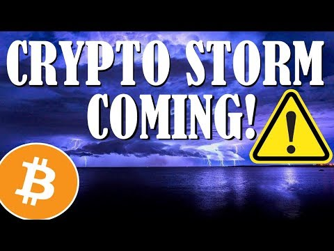 BE READY: CRYPTO STORM COMING! – CRITICAL XRP NEWS! – ADA SHELLEY UPDATE! – ENERGI EXPLODED!