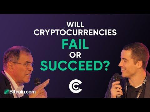 Roubini DEBATES Roger Ver: Will Cryptocurrencies Fail Or Succeed? (FULL DEBATE)