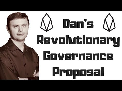 10 Year Staking – Dan Larimer's Revolutionary Governance Proposal