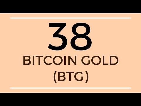 Bitcoin Gold BTG Technical Analysis (17 Oct 2019)