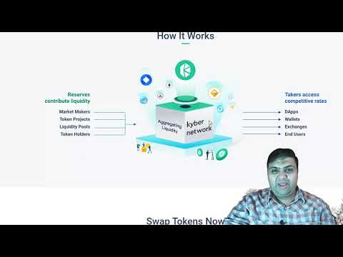 क्रिप्टो Kyber Network Review !!,What is Kyber Network ?,Future,Price Prediction,Use Case