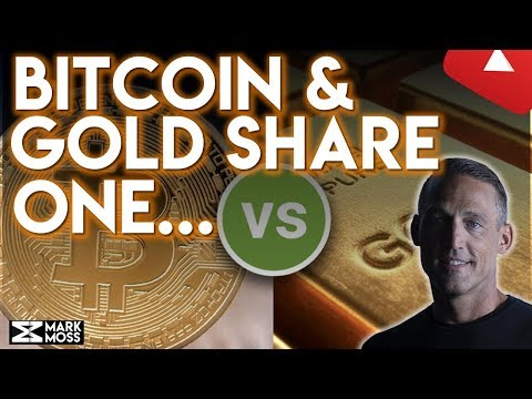 Bitcoin and Gold SHARE This One Thing