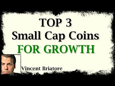 TOP 3 Small Cap Altcoins for GROWTH! LGD SAFEX & WINGS