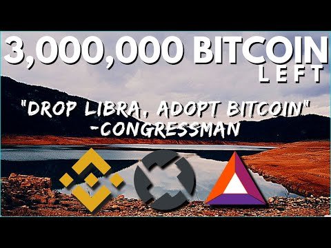 Only 3 MILLION BTC to be Mined | Binance BURNS $36 MILL BNB | Facebook Should Adopt Bitcoin | 0x