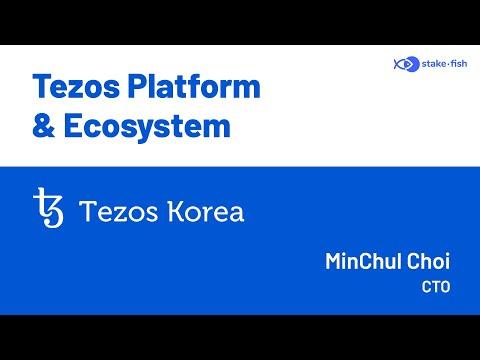 [stake.fish] Tezos Platform & Ecosystem – Tezos Korea