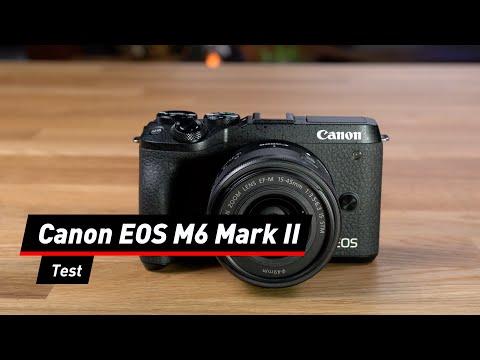 Canon EOS M6 Mark II: Mehr Pixel, mehr Tempo! | deutsch