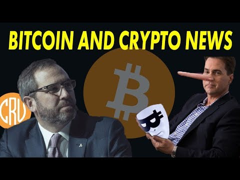Bitcoin and Cryptocurrency News | Ripple, Craig Wright, SEC and More!