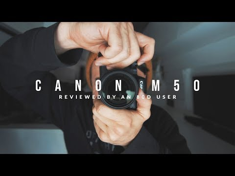 Canon EOS M50 Tested and Reviewed by an 80D User