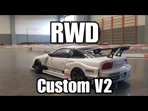 【RC DRIFT】 RWD Custom V2