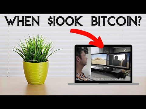 $100K Bitcoin Price Valuation | Stock To Flow Model? Electroneum ETN | Tron TRX Poloniex