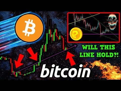 BITCOIN CRITICAL ZONE!! WHY This Might Be THE MOST Significant LEVEL to WATCH…