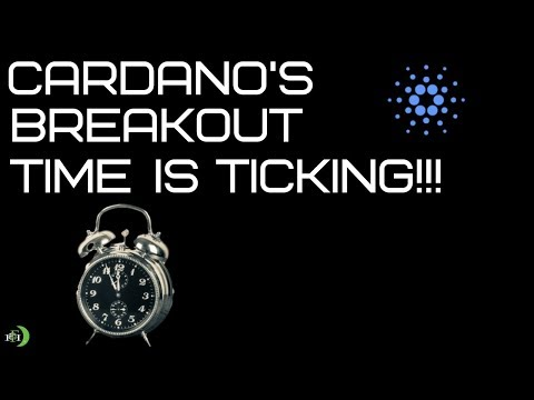 CARDANO (ADA) BREAKOUT – TIME IS TICKING
