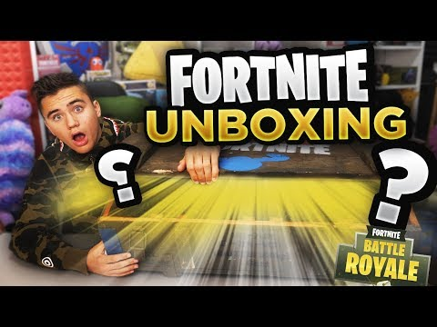 INCROYABLE UNBOXING FORTNITE BATTLE ROYALE !!! – Néo The One