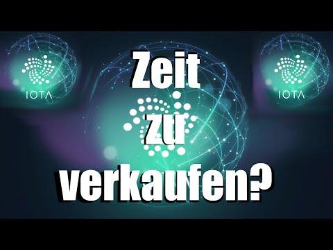 Iota zeigt Zeichen der Schwäche! Verkaufen?    Technische Analyse    deutsch