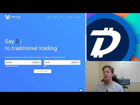 DigiByte Update – #104 – Listing on MedeTrade, and details for next DigiByte and Friends