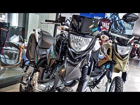 2020 Yamaha XTZ 150 FI | Ficha Técnica, Precio & Colores | Specs, Price & Colours