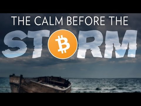 🚀BITCOIN PUMPING! – CALM BEFORE THE BITCOIN STORM! – 🤑 RIPPLE SWELL: $8 XRP!?