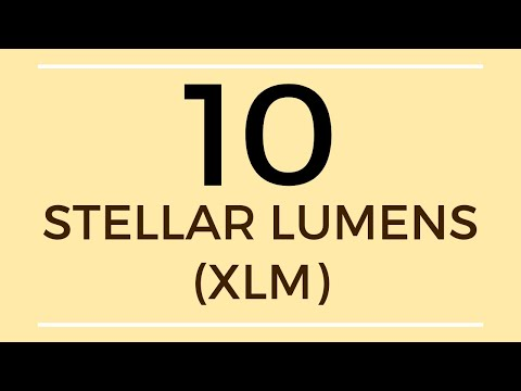 Stellar Lumens XLM Price Prediction (21 Oct 2019)