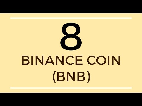 Binance Coin BNB Price Prediction (21 Oct 2019)