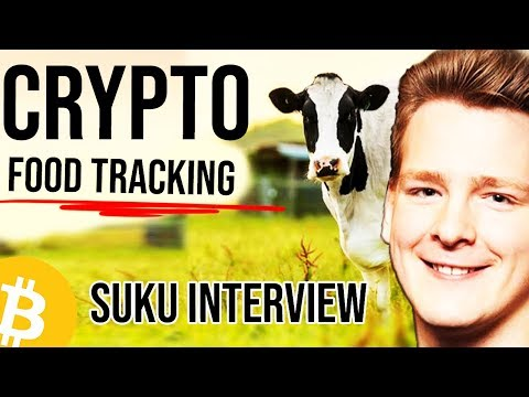 CRYPTO FOOD TRACKING – Buzzword or not?! 🍖🥩 SUKU BIG INTERVIEW