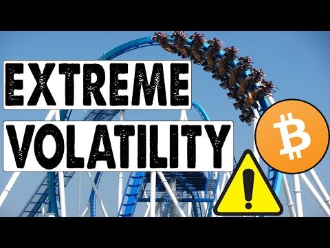 EXTREME BITCOIN VOLATILITY!  ENJIN: HUGE INVESTOR!  CARDANO CURRENCY IN 2020!  RIPPLE MAKING WAVES!