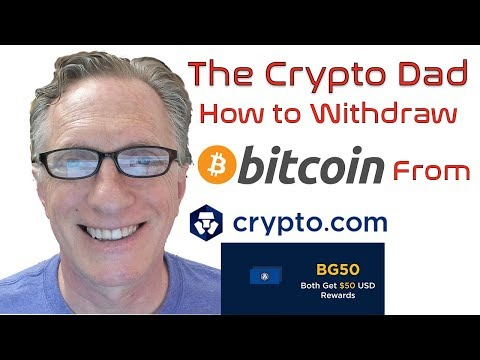 How to Withdraw Bitcoin from Crypto.com to a Ledger Nano X