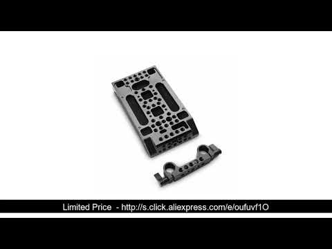 ⚡️ SmallRig DSLR Universal Shoulder Pad with 15mm RailBlock Memory Foam Light Weight Camera Shoulde