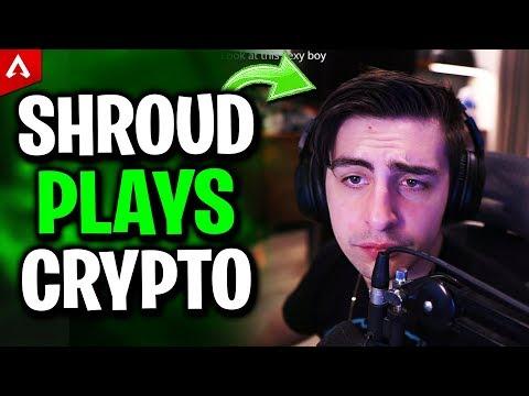 Shroud Crypto First Impression – Apex Legends Highlights