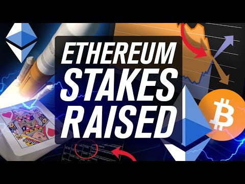 ETHEREUM Proof of Stake Is Near! BITCOIN Flippening Too?
