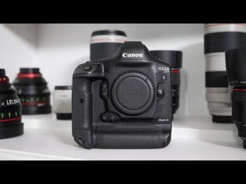 Canon EOS-1D X Mark III the hybrid camera available?