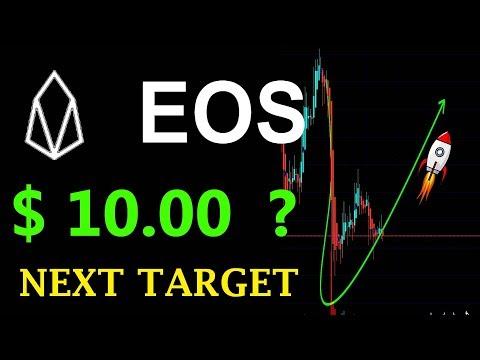 EOS COIN PRICE PREDICTION –  EOS LASTES NEWS EOSIO QUICK START WEB IDE #LiveDayTrader