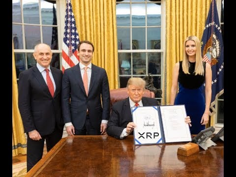 Did Ripple , XRP , Google And Trump Just Attain Quantum Supremacy Over Bitcoin?