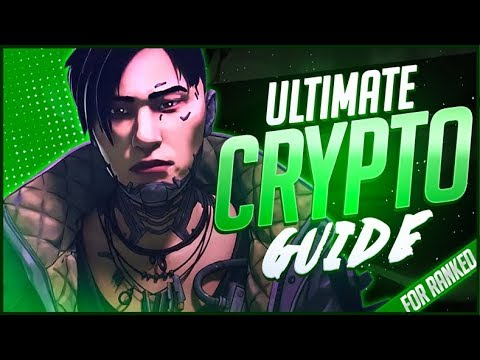 Apex Legends Crypto – How to Use Him in Season 3's Ranked Mode! (Mastering Series Guide)