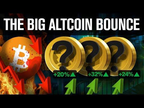 BITCOIN Crash!? Well These Altcoins Will BOUNCE📈Hard!