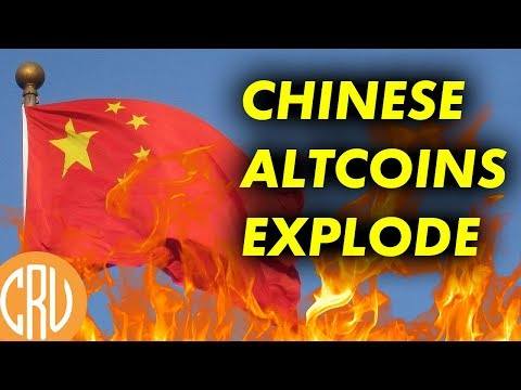 CHINESE ALTCOINS EXPLODE – What's Next? | Cryptocurrency News