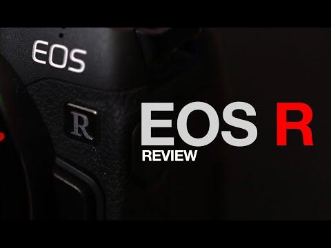 EOS R 리뷰 :  와신상담
