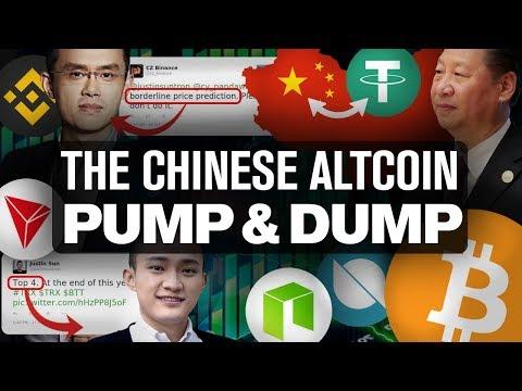 Did CHINA Just Pull Off A Massive PUMP & DUMP?